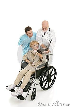 Disabled Senior Consults Docs