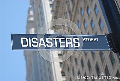 Disasters street