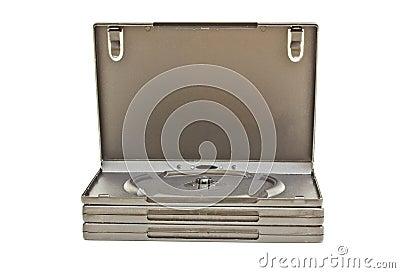 Disc case.