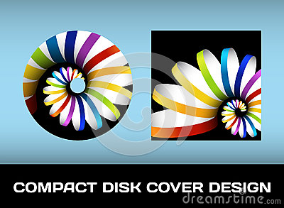 Disc cover design