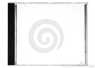 Disc Labeling – Blank Disc Cover w/ Path (Front View)