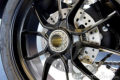 Disc and sport rim