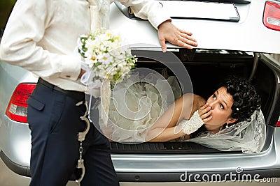 Discharge of captive bride