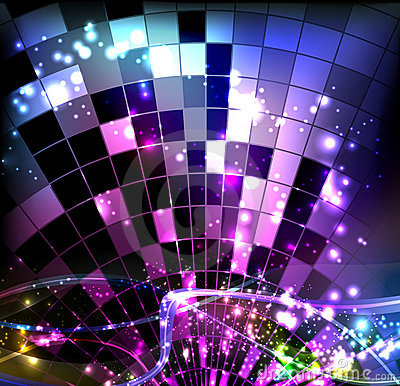 Free Disco Royalty Free Stock Photography - 19364707