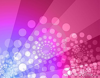 Disco background - pink & violet