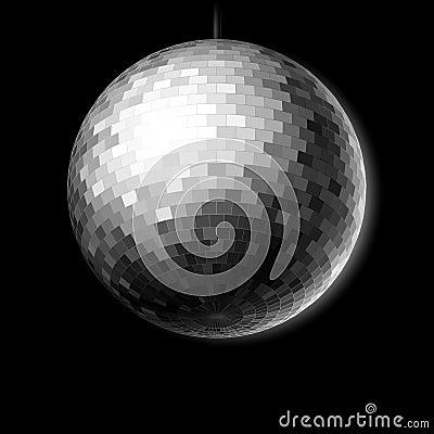 Free Disco Ball Royalty Free Stock Photos - 10831668
