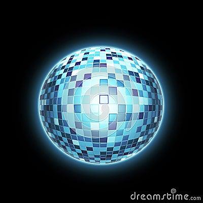 Disco Ball / 3D Sphere