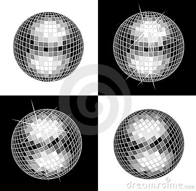 Free Disco Ball Stock Image - 4890611