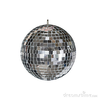 Free Disco Ball Royalty Free Stock Photo - 5301785