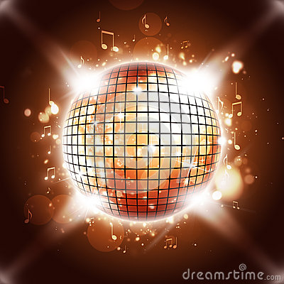 Disco Ball Calls You All