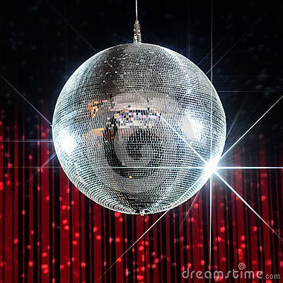 Free Disco Ball Nightclub Royalty Free Stock Images - 48201949