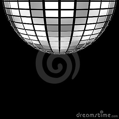 Disco Dance Mirror Ball Mirrorball