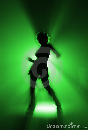 Free Disco Dancer Royalty Free Stock Photo - 572725