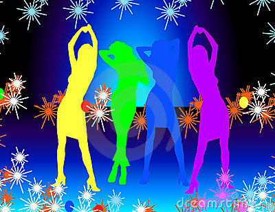 disco & dancing girls