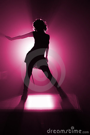 Free Disco Danser Royalty Free Stock Photo - 474785