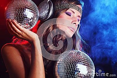 Disco girl