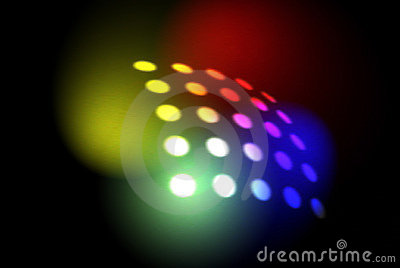 Disco Light/Pop Art