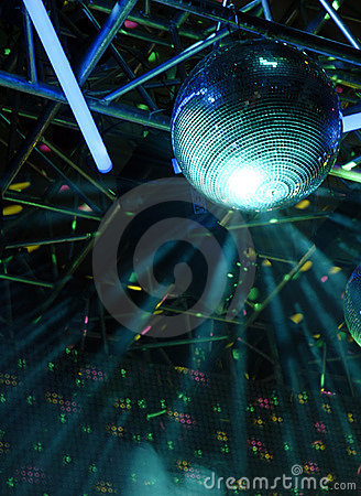 Free Disco Mirror Ball Royalty Free Stock Photo - 1526355