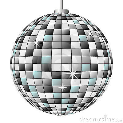 Free Disco Mirror Ball Royalty Free Stock Photos - 3200008