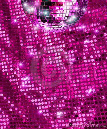 Free Disco Mirror Ball Glitter Stock Photos - 19714123