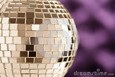 Disco Mirror sphere