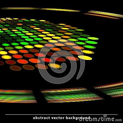 Disco pattern