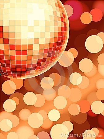 Free Discoball Royalty Free Stock Images - 19454119