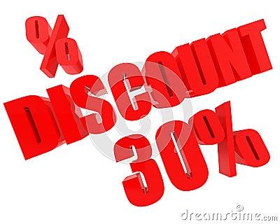 Discount 30