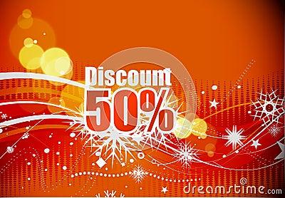 Discount card design