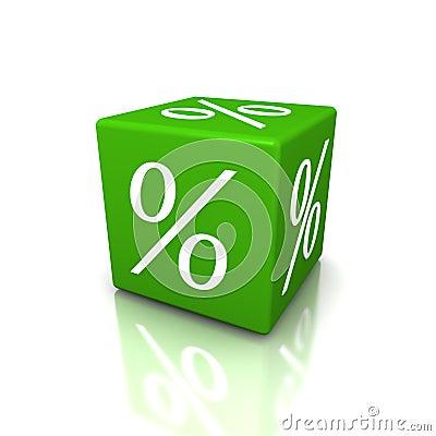 Discount cube
