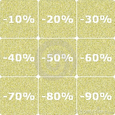 Discount numbers for promotion and marketing