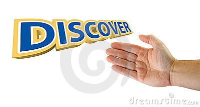 Discover hand