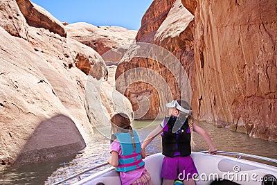 Discovering Beautiful Southwest USA Colorado River