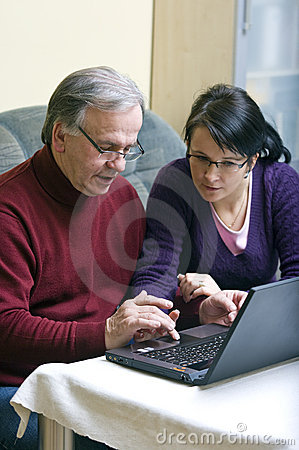 Discovering laptop