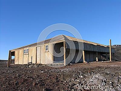 Discovery Hut Close