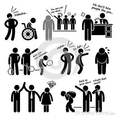 discrimination and extreme prejudice What is the likelihood of extremely prejudiced people engaging  those who admit to be highly prejudiced by giving extreme answers  prejudice, discrimination and.