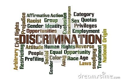 Race Discrimination in Education