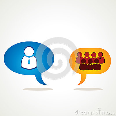 Discusión del arranque de cinta de personas con las personas