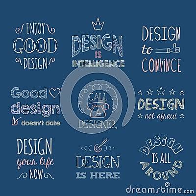 Diseño de letras 9