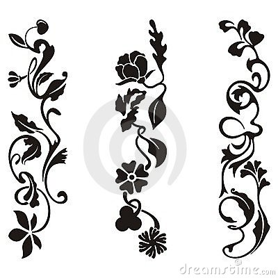 Disegni ornamentali del fregio fotografie stock immagine for Progetta il tuo laboratorio di officina