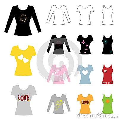 Diseño de la camiseta
