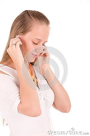 Disfrute de la música