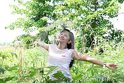 Disfrute de la naturaleza