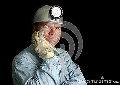 Disgruntled Mine Worker