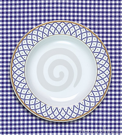 Free Dish Royalty Free Stock Image - 3801936