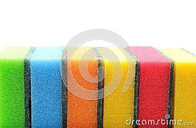 Dish sponge
