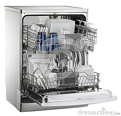 Free Dishwasher Stock Photo - 21423050