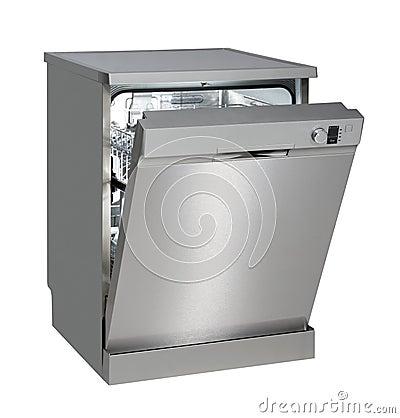 Free Dishwasher Royalty Free Stock Images - 30947209