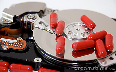 Disk Drive Remedy