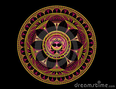 Disk pattern